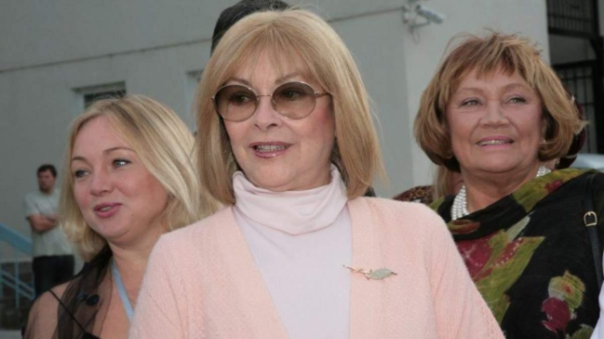 Акторка Барбара Брильська бореться з онкологією