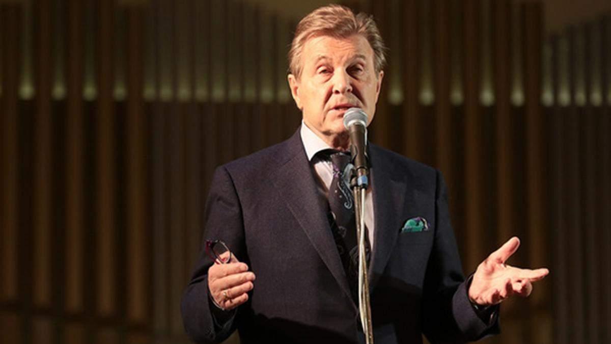 Співак Лев Лещенко госпіталізований з підозрою на коронавірус