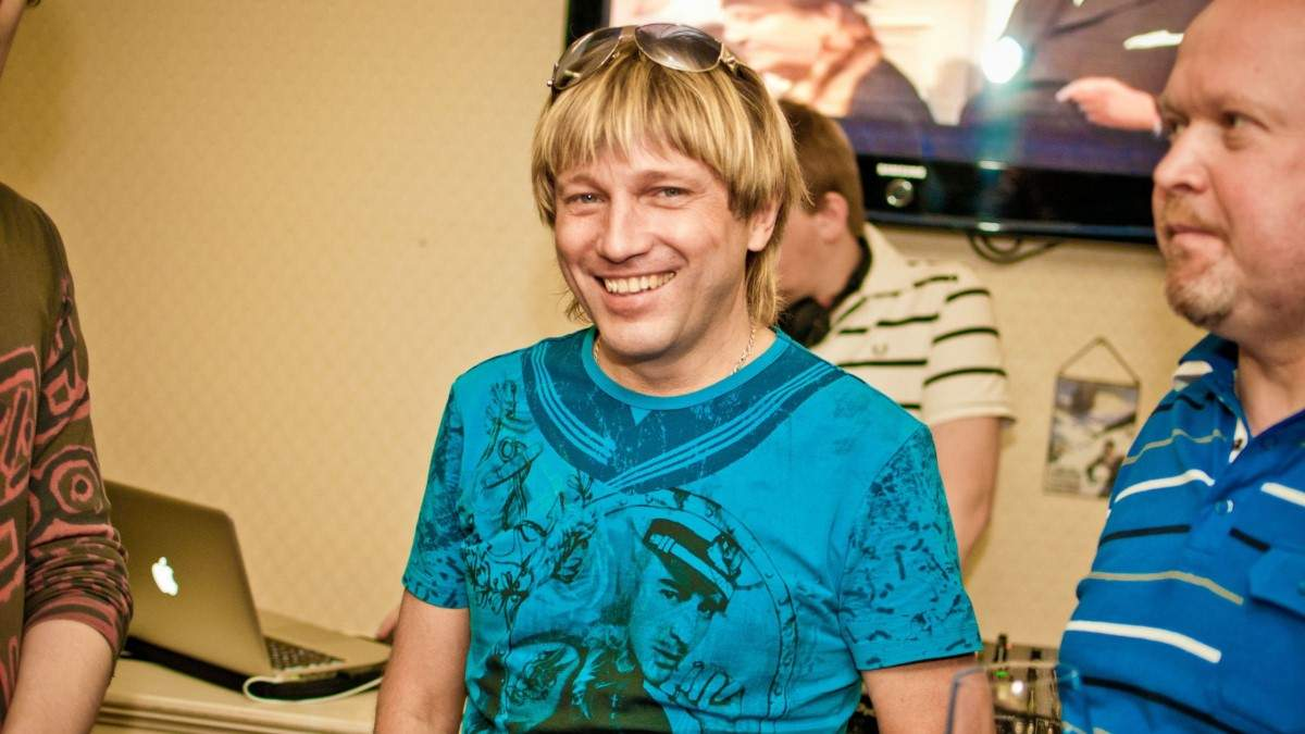 Лері Вінн заявив, що його образ повінстю скопіював Олег Винник