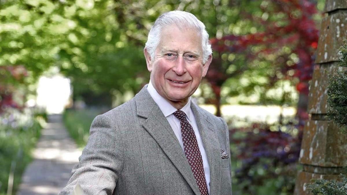 Принц Чарльз хворий на коронавірус