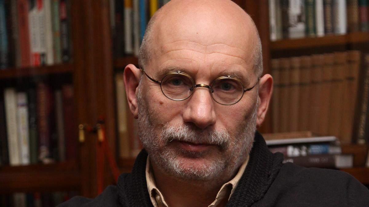 У Бориса Акуніна коронавірус – як себе почуває автор книг про Фандоріна