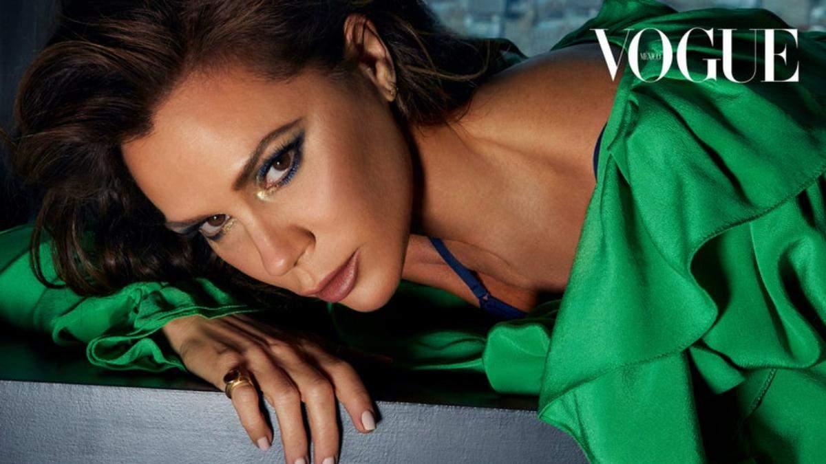 Вікторія Бекхем для мексиканського Vogue