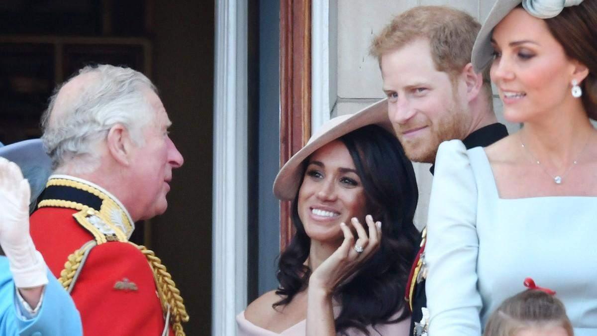Принц Чарльз оплатив охорону сину