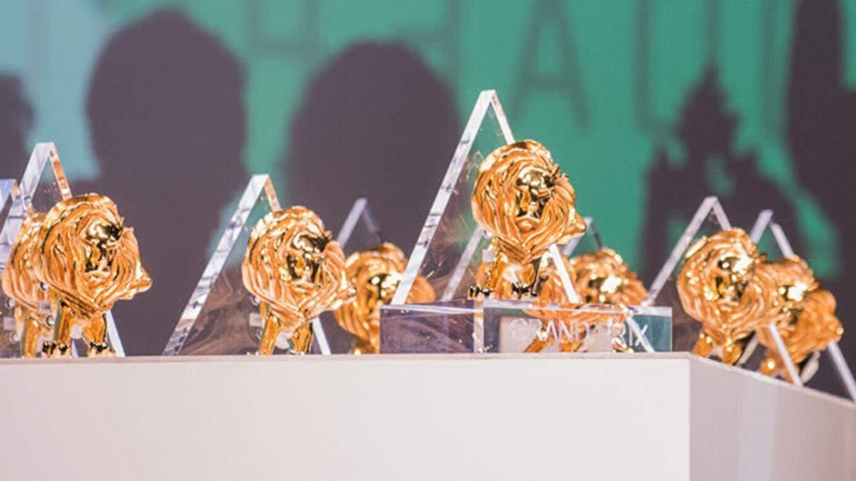 """Фестиваль """"Каннські леви 2020"""" скасовано"""
