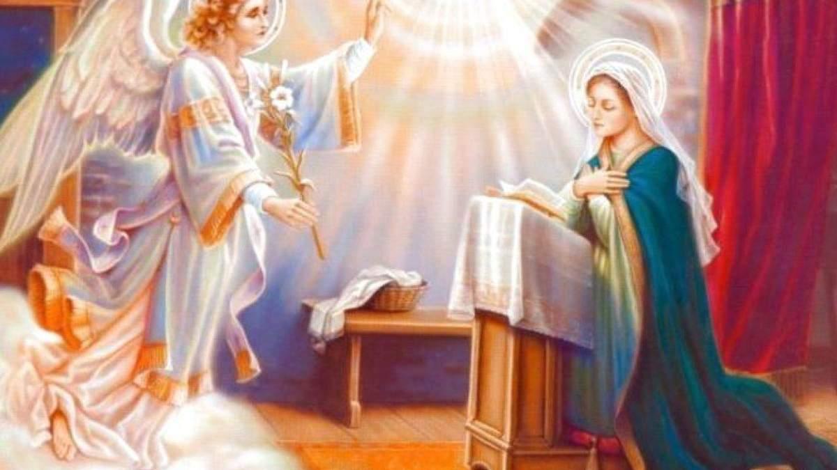 Благовещения Пресвятой Богородицы 2020 – приметы, что нельзя и можно делать