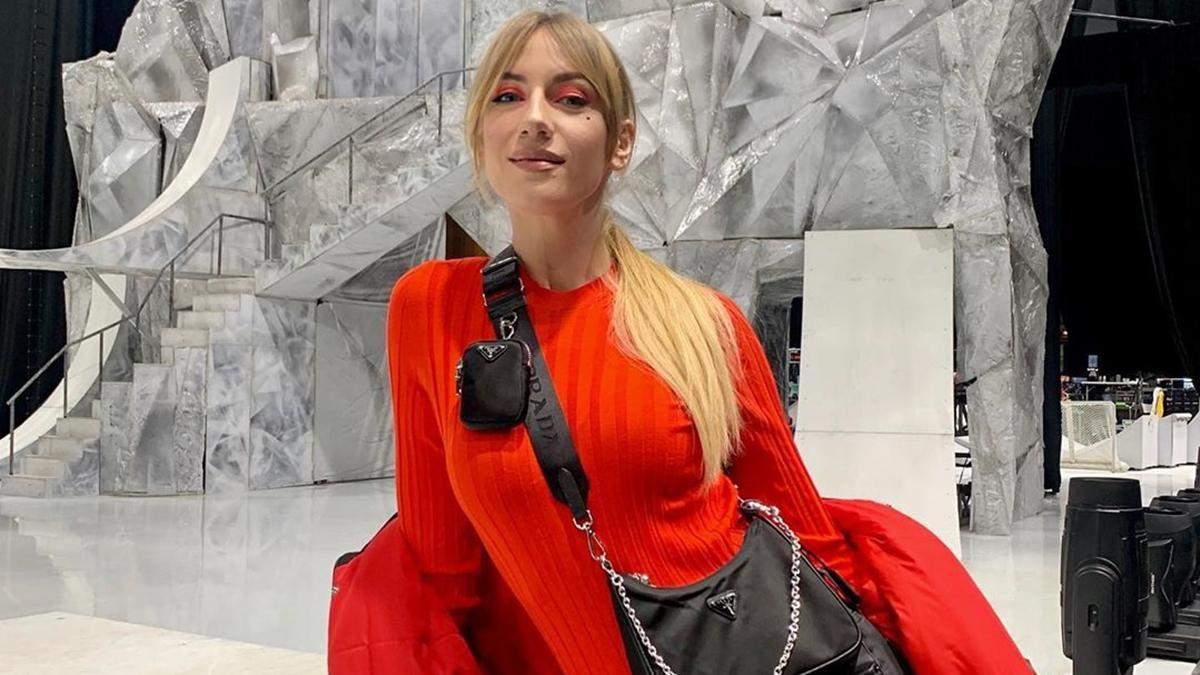 Леся Никитюк показала образы для похода в магазин