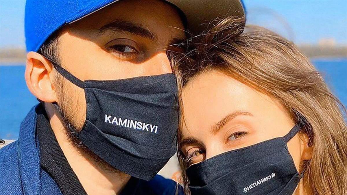 Ольга Богатая опубликовала фотографию с Эдгаром Каминским