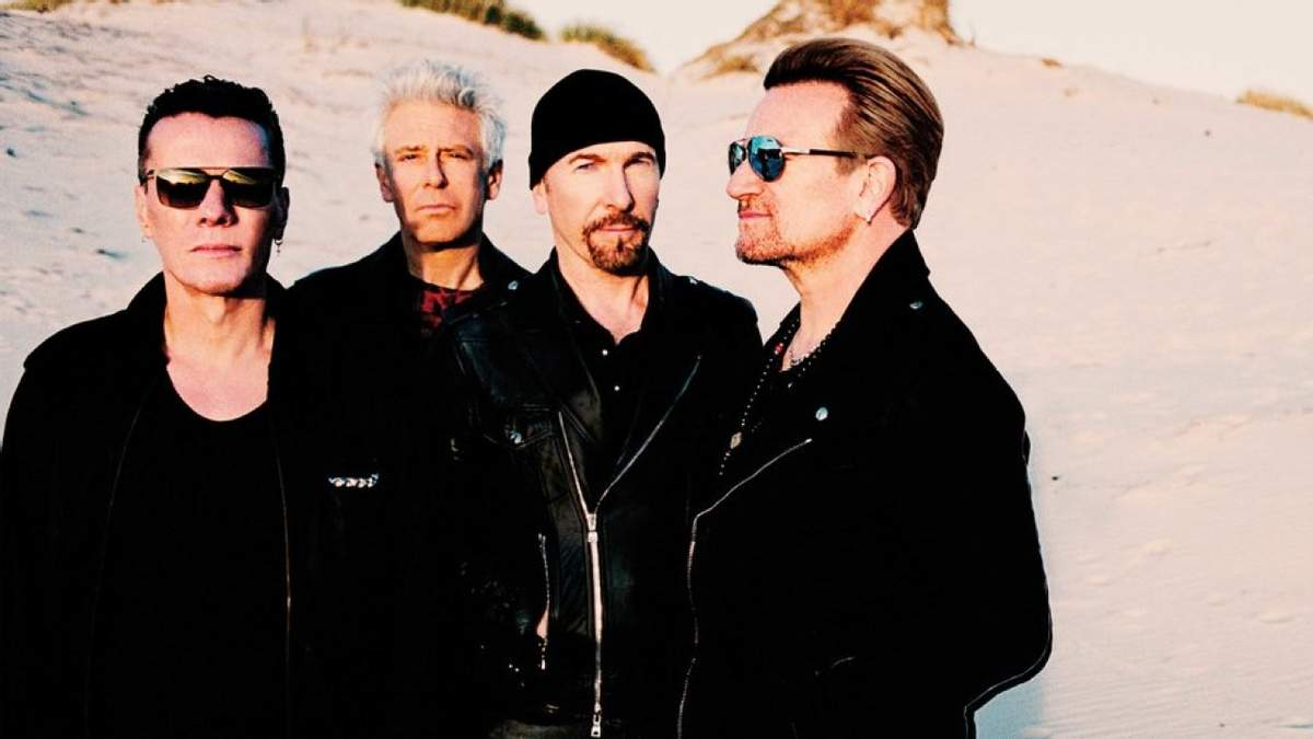 Группа U2 пожертвовала деньги на благотворительность