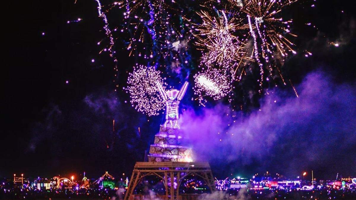 Фестиваль Burning Man скасували через коронавірус