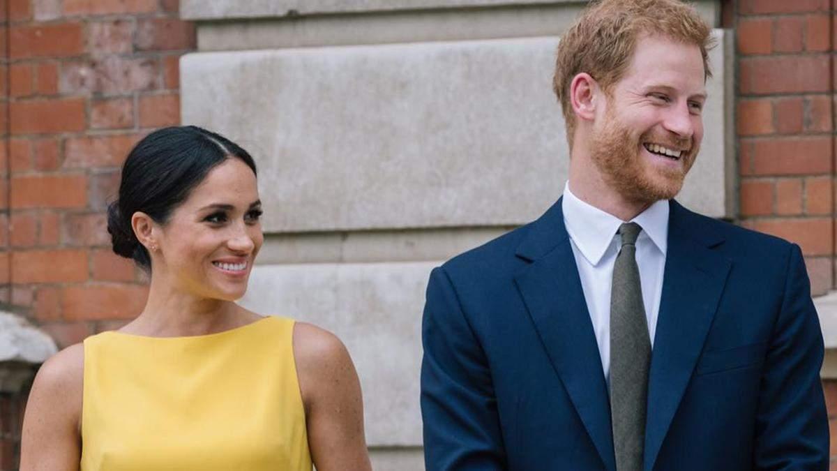 Меган Маркл и принц Гарри приобрели дом голливудского актера
