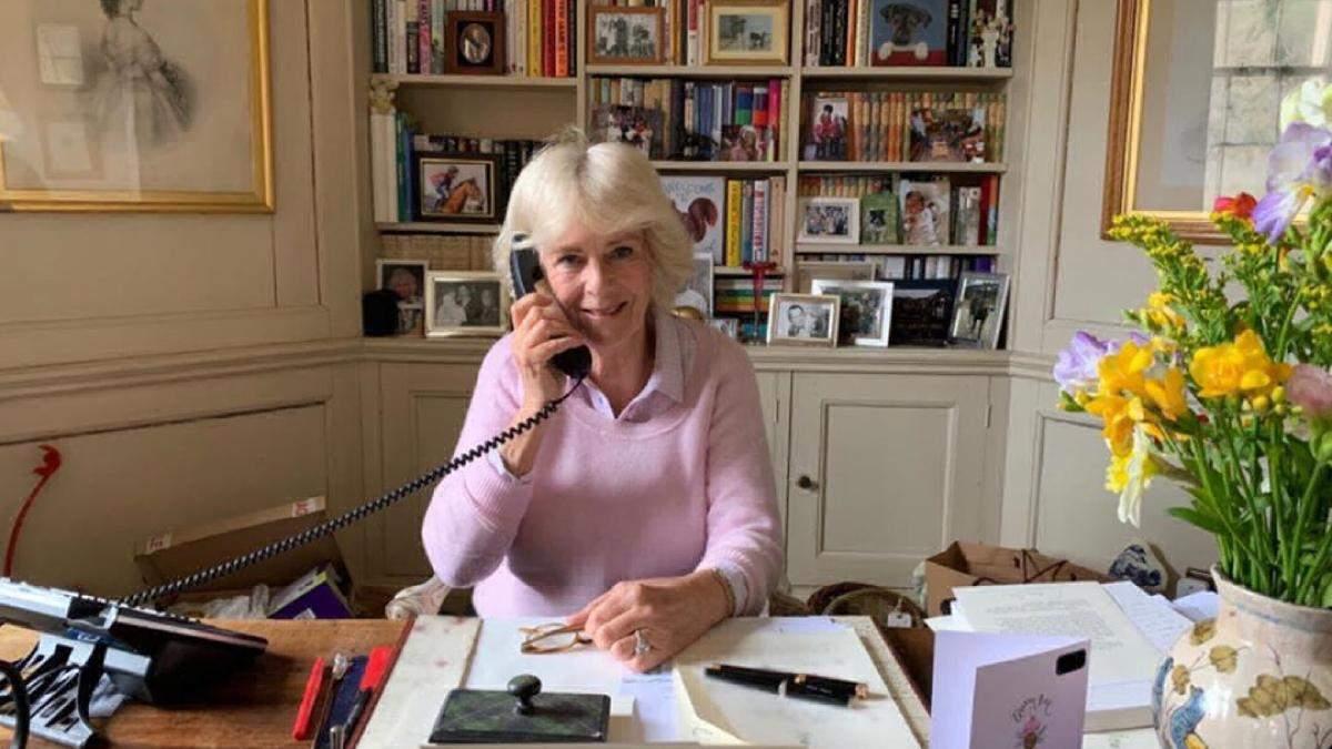 Камілла Паркер-Боулз порадила книги на Великдень та карантин
