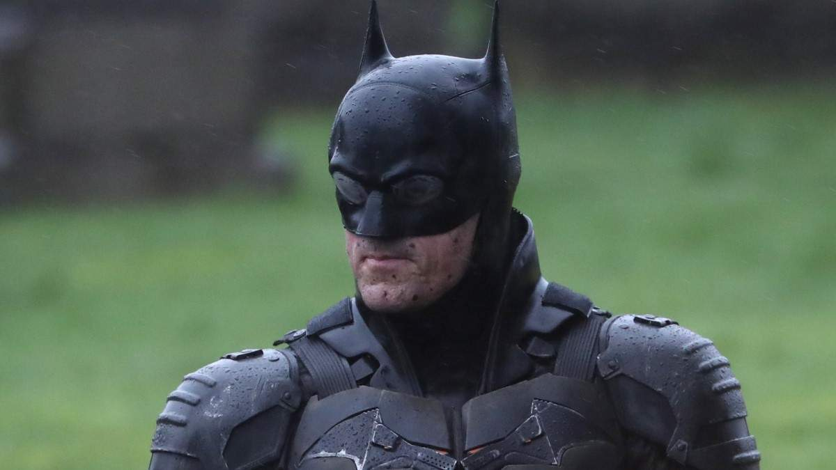 """Новый """"Бэтмен"""": детали сюжета"""