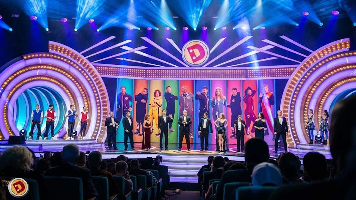 Актеры Дизель Шоу засветились в программе на росТБ