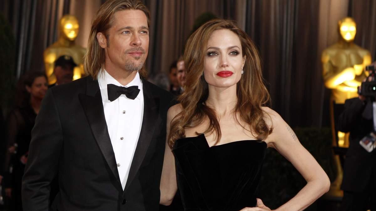 Бред Пітт приховував від Дженніфер Еністон стосунки з Анджеліною Джолі: деталі
