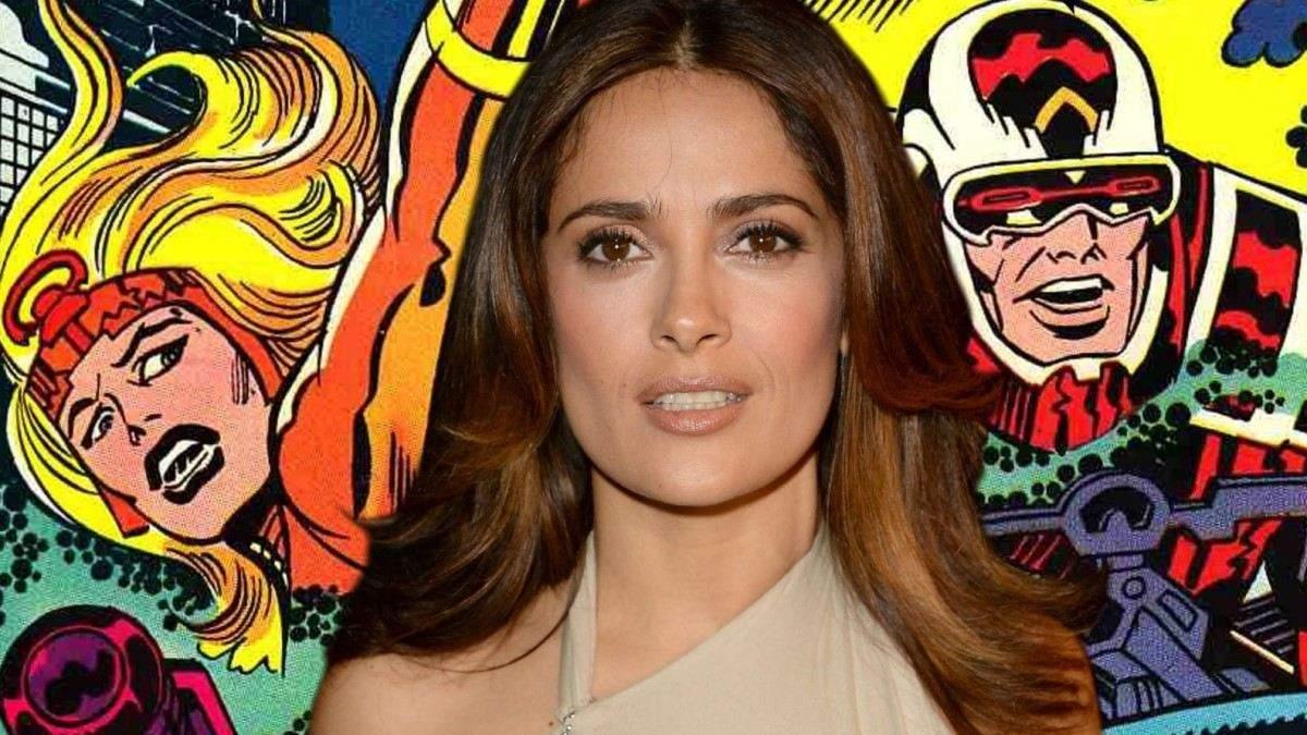 Чому Сальма Гаєк хотіла відмовитись від зйомок у Marvel: відверте зізнання акторки