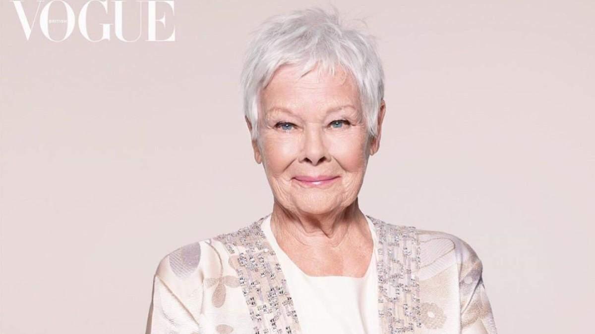 85-летняя актриса украсила обложку модного глянца: роскошные фото