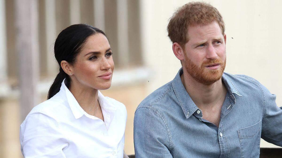 Принц Гаррі та Меган Маркл виплачують борг королівській сім'ї