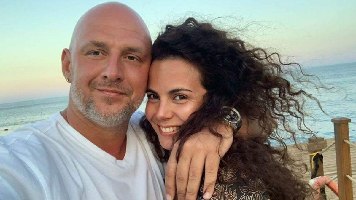 Настя Каменских и Потап отпраздновали первую годовщину свадьбы