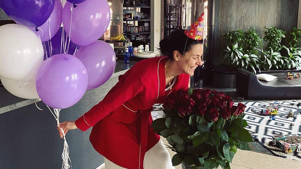 Маша Єфросиніна святкує день народження