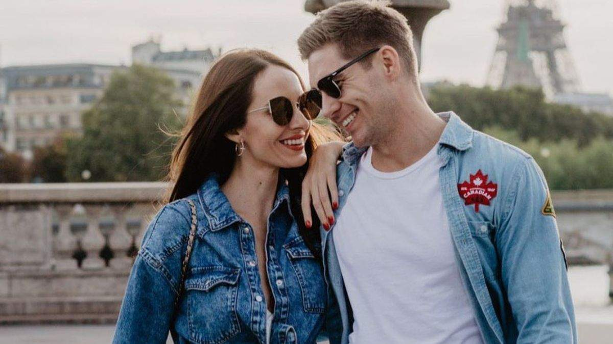 Володимир Остапчук та Христина Горняк
