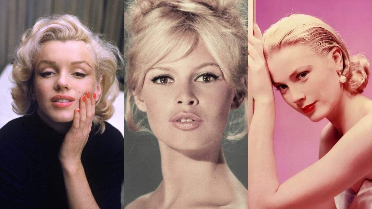 День блондинок 2020 – известные блондинки, которых все знают