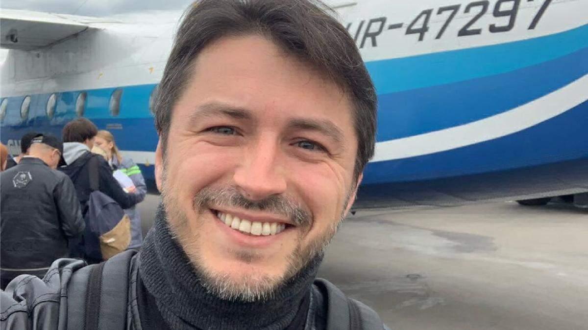 Сергій Притула розповів про Київ