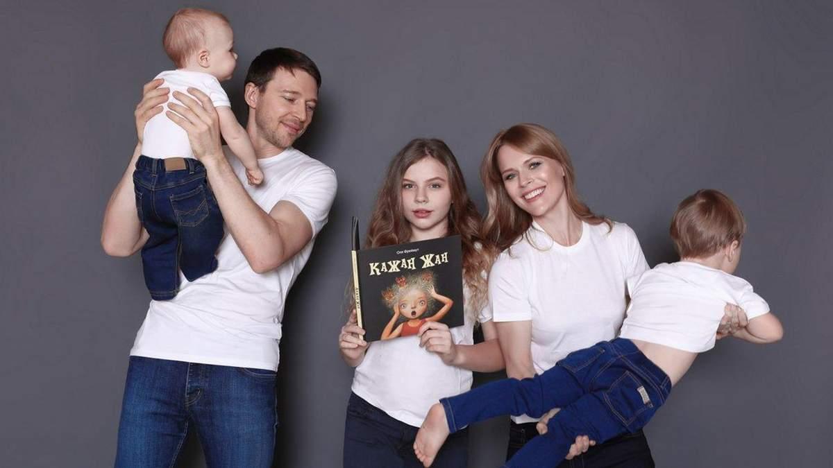 Многодетные украинские звезды: интересные факты о семьях знаменитостей