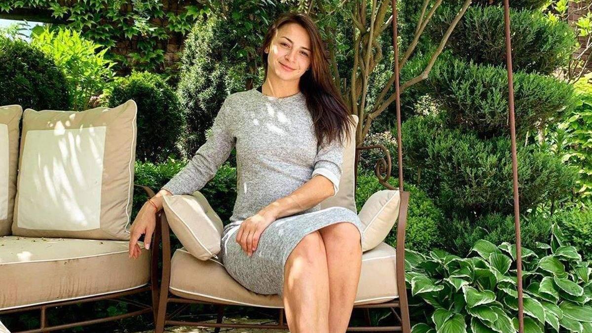 Ілона Гвоздьова вдруге вагітна