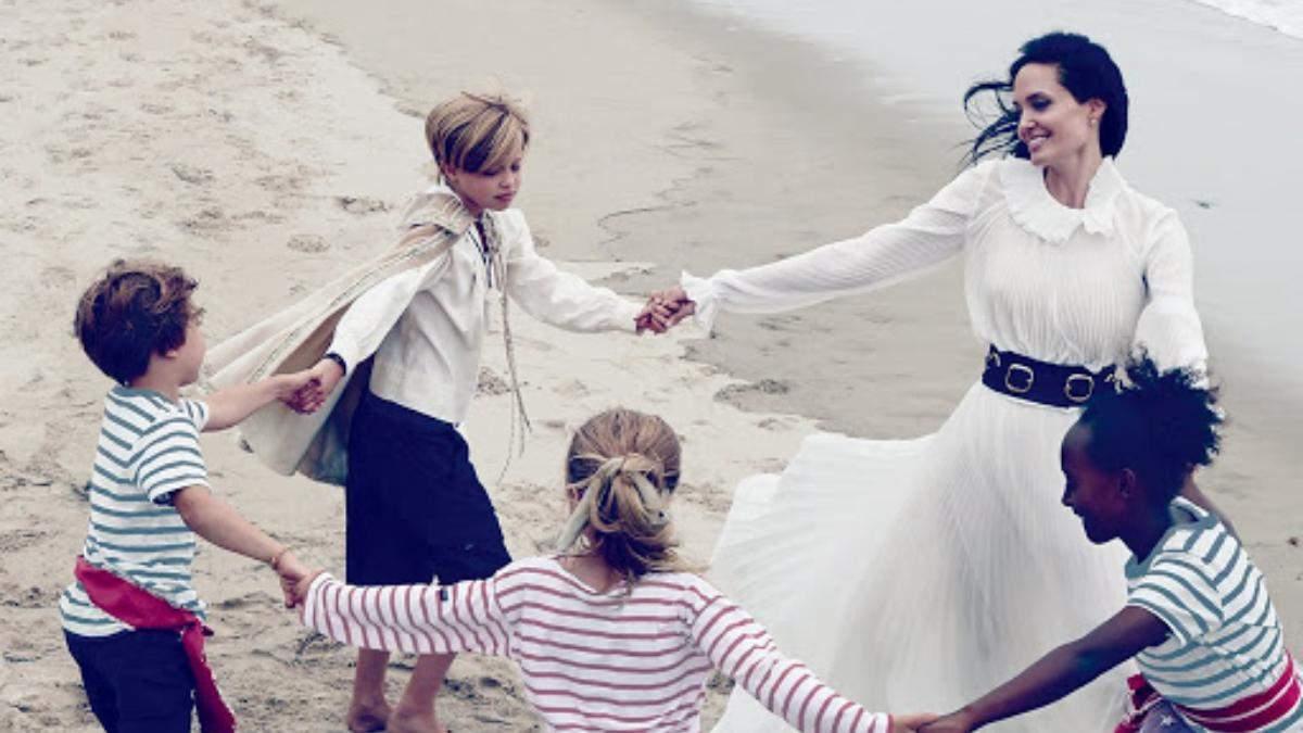 Діти Анджеліни Джолі