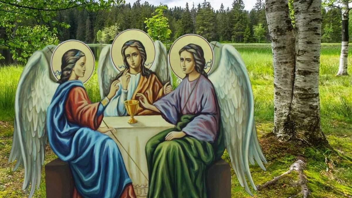 Трійця в Україні 2020 – що не можна робити в це релігійне свято