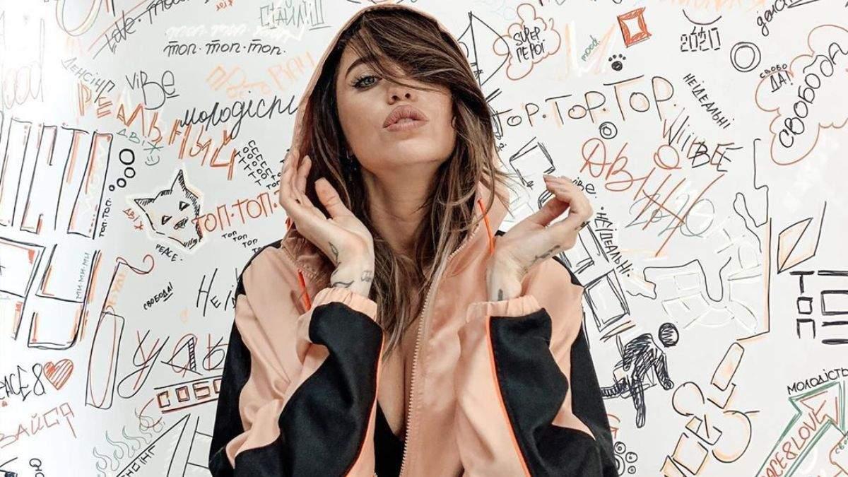 Співачка Надя Дорофєєва