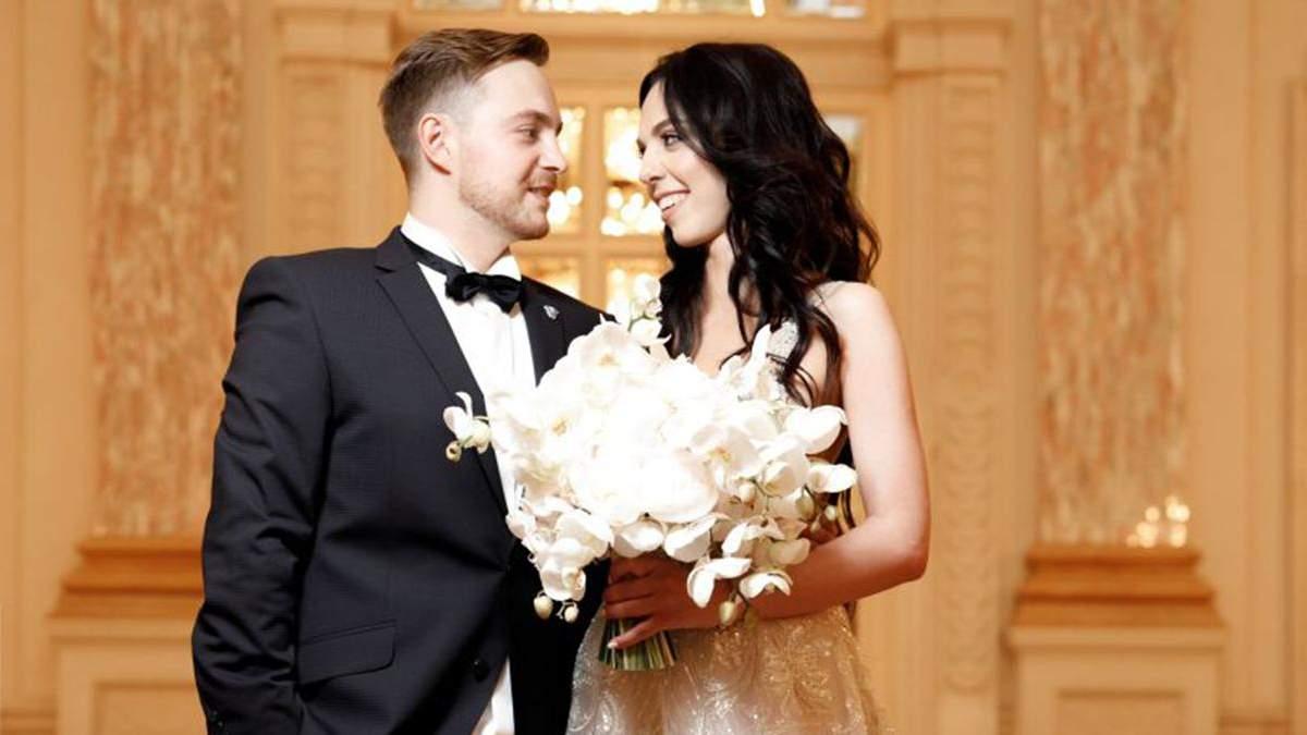 Співачка Sonya Kay одружилася та розсекретила свого коханого: весільні фото пари