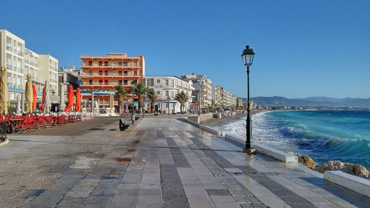 Греція: туристичні місця