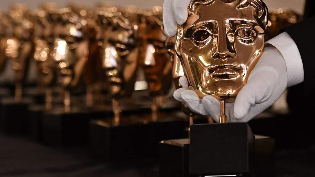Премію BAFTA перенесли на квітень 2021 року