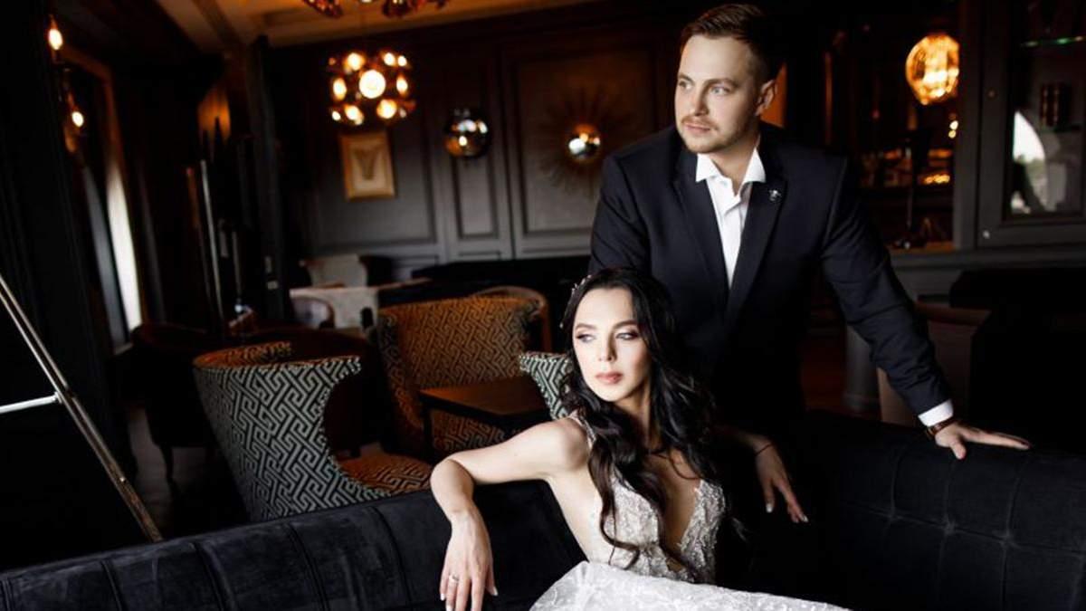 Sonya Kay відправилася в романтичну подорож після весілля