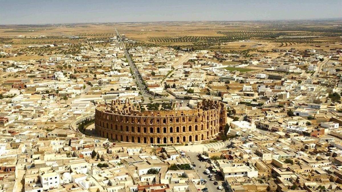 Цікаві місця в Тунісі