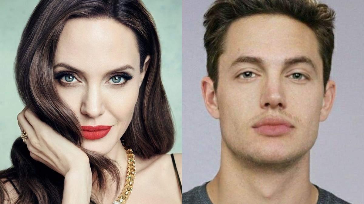 Анджеліну Джолі порівняли з чоловіком