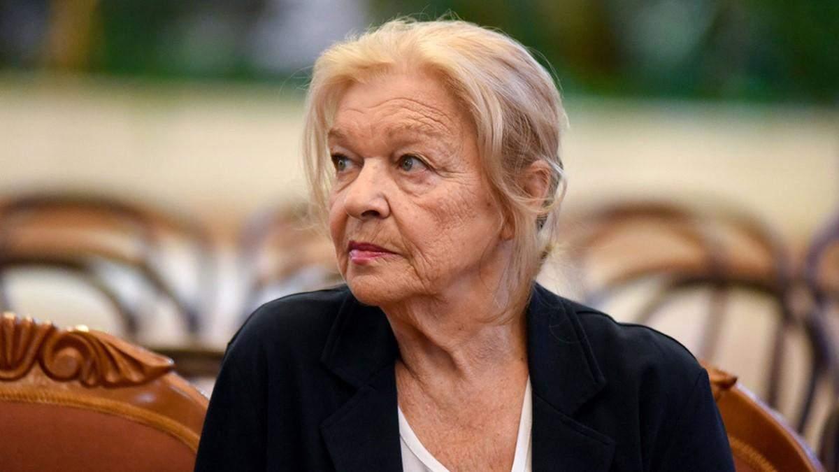 Галина Дашевська загинула – акторку Біле сонце пустелі збив потяг