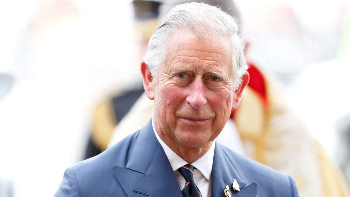 Принц Чарльз розповів про наслідки коронавірусу