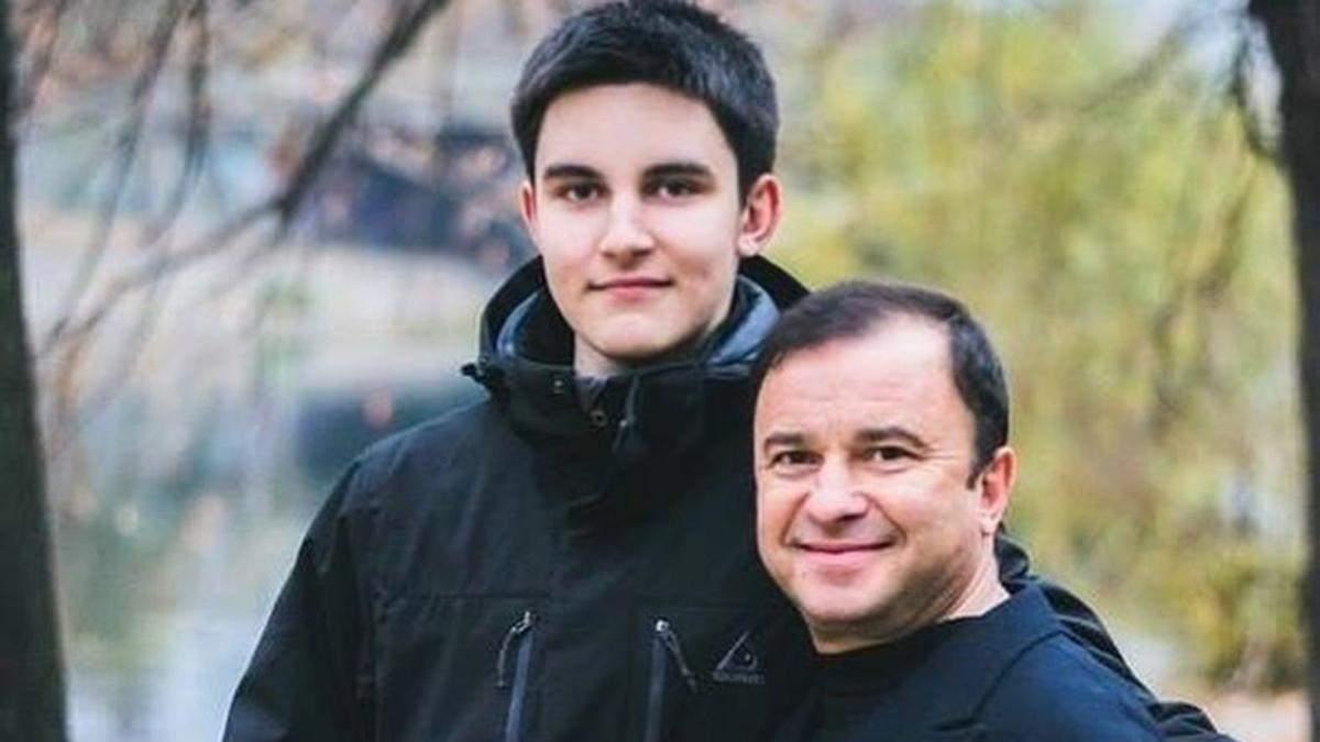 21-річний син Віктора Павліка припиняє боротьбу з раком