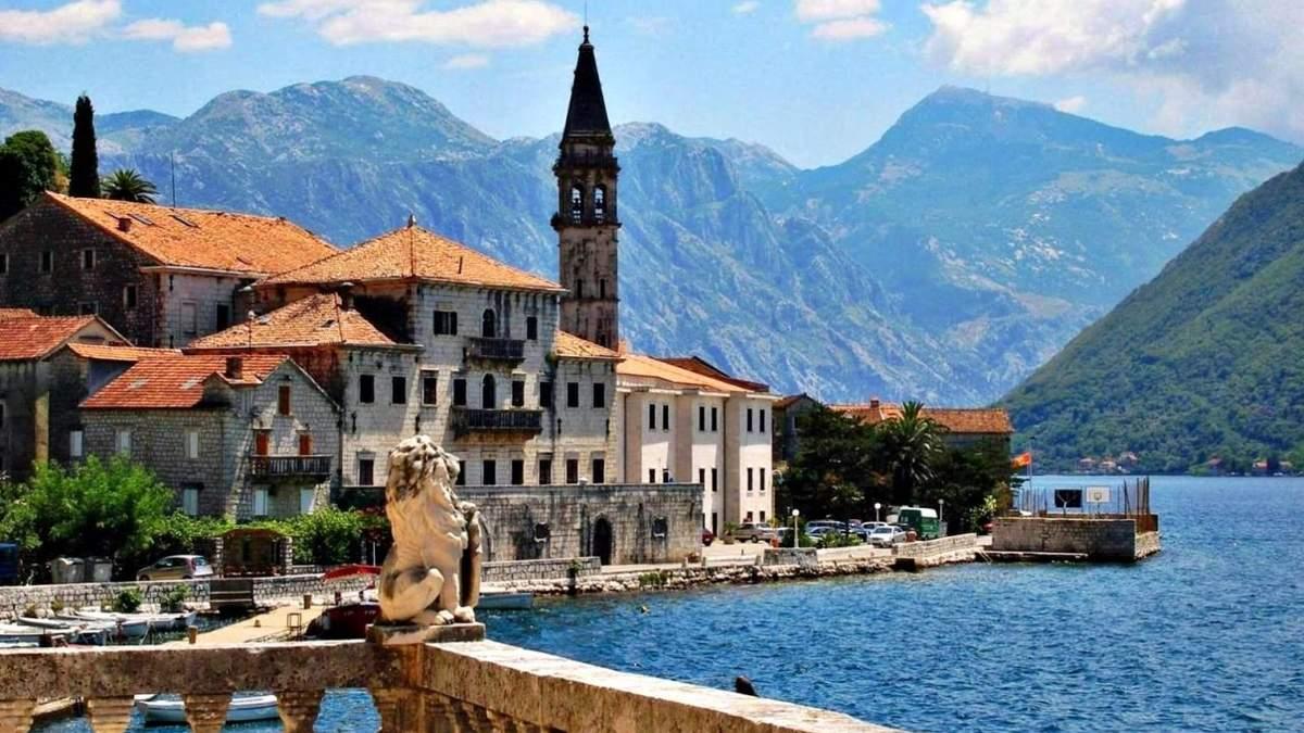 Черногория – туристические места