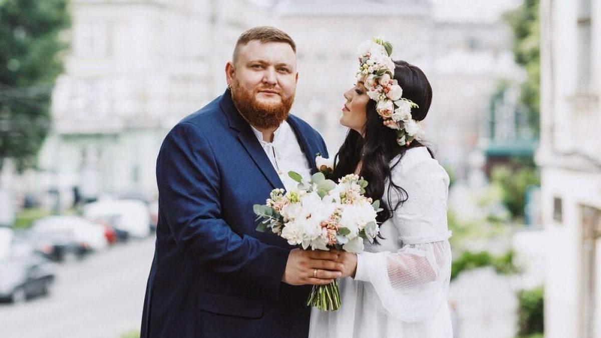 Весільні фото Володимира та Ірини Жогло