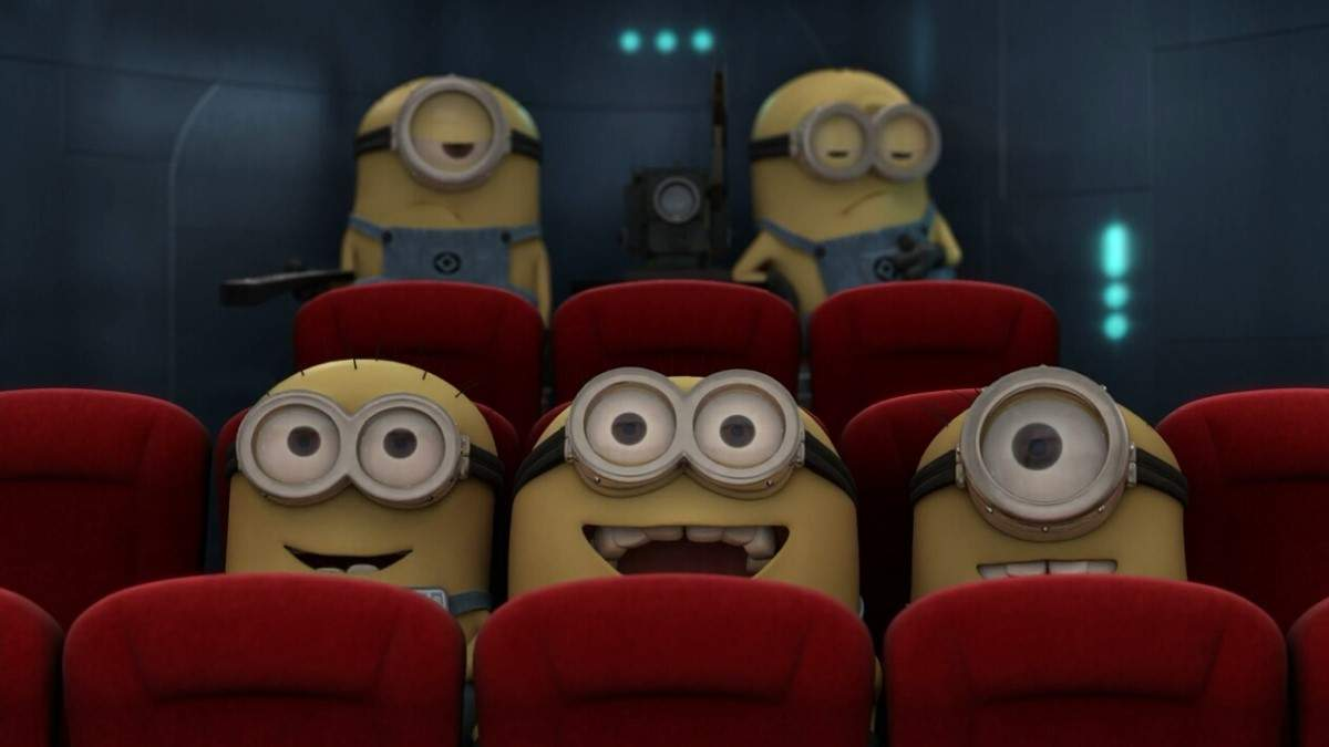 Посіпаки з'являться у французьких кінотеатрах