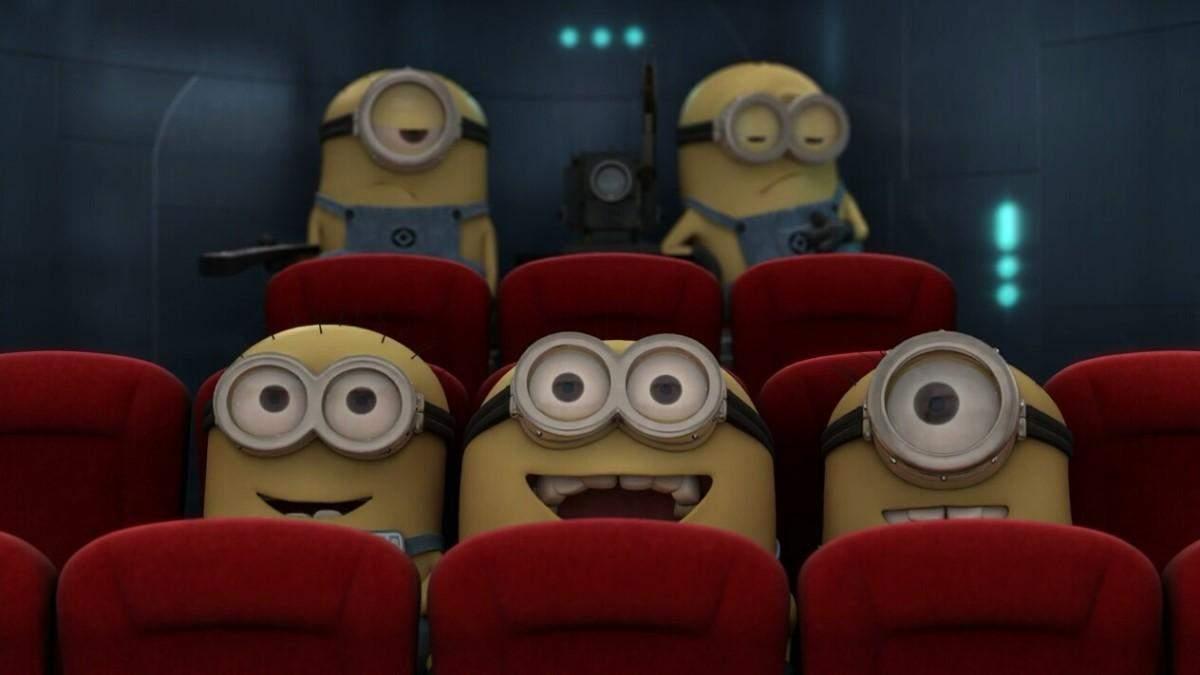 Миньоны появятся во французских кинотеатрах