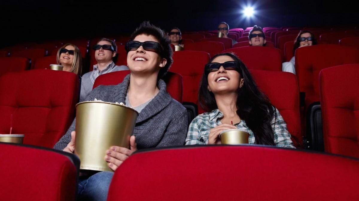 Открытие кинотеатров в Украине: дата и правила