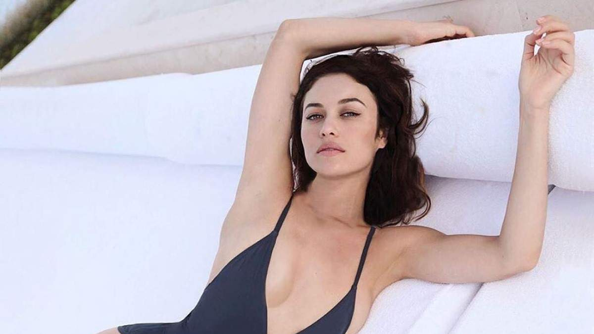 Ольга Куриленко обнажилась в сериале