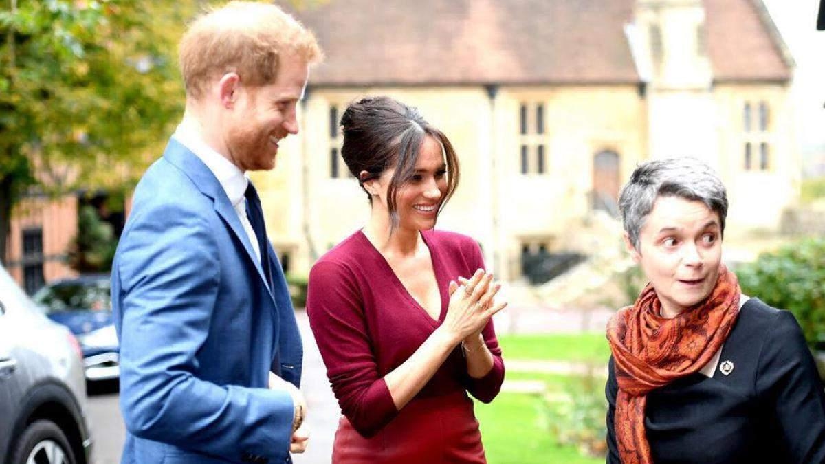 Принц Гарри и Меган Маркл приняли участие в благотворительной инициативе #FeedHOPE