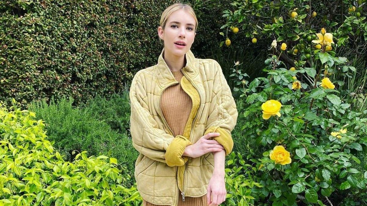 Емма Робертс вагітна первістком
