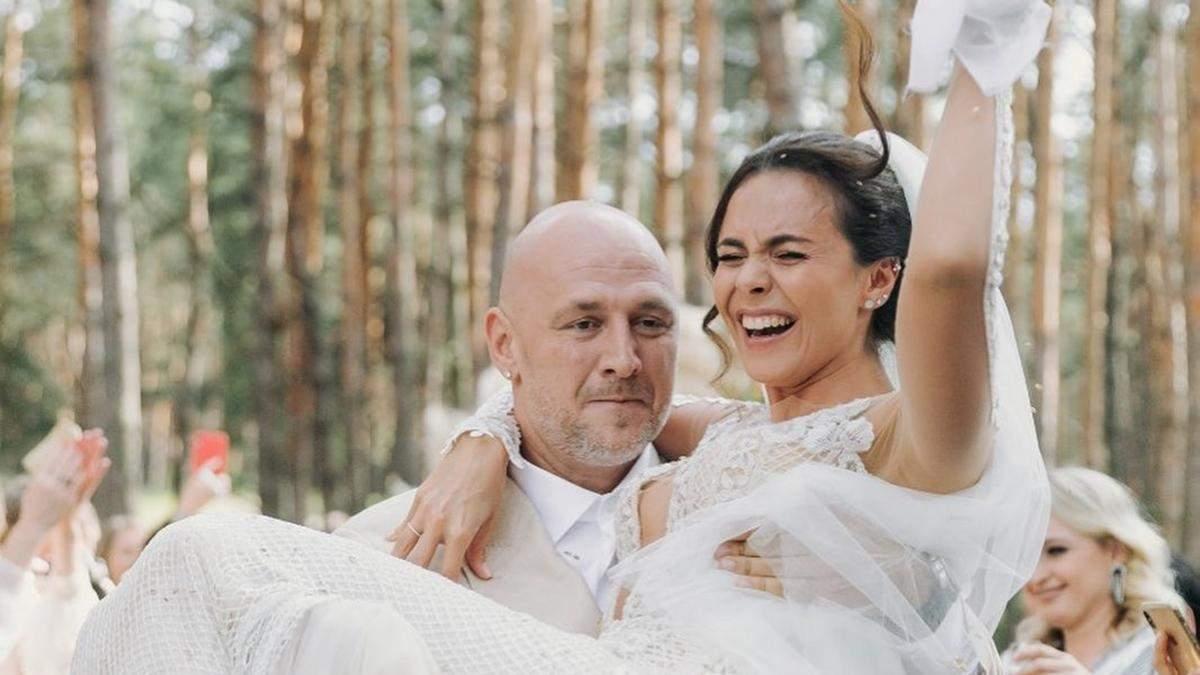 Потап и Настя впервые поженились в Лас-Вегасе
