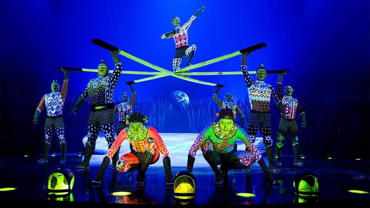 Cirque du Soleil обанкротился из-за пандемии COVID-19